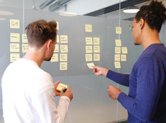 visuel environnement travail équipe